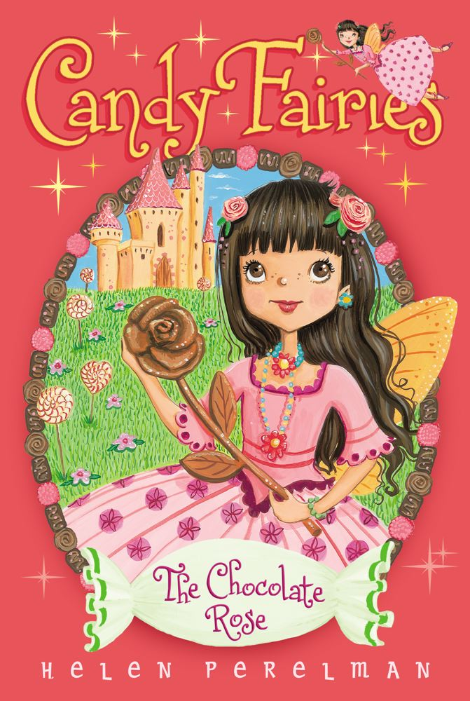 Candy Fairies 11: The Chocolate Rose