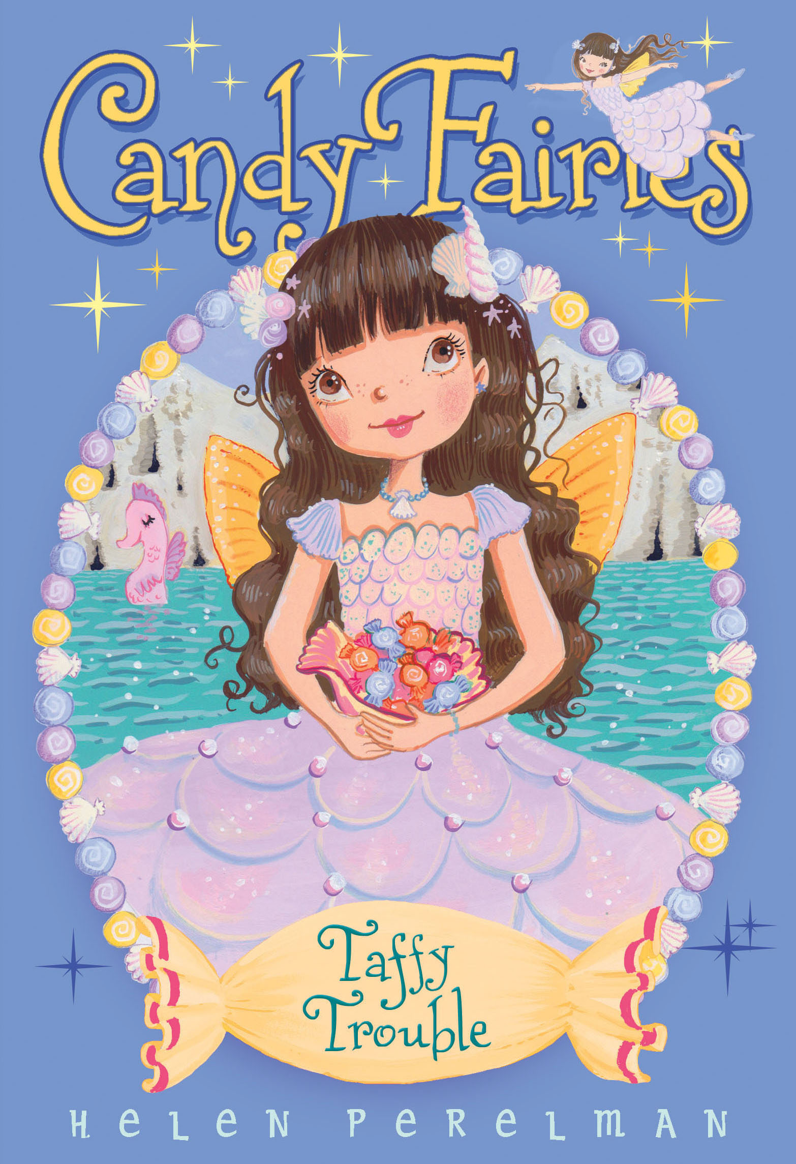 Candy Fairies 16: Taffy Trouble