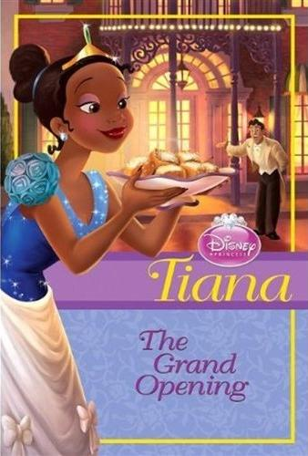 Disney: Tiana - The Grand Opening